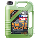 Масло моторное 5w-30 Liqui Moly Molygen New Generation 4л, НС-Синтетика